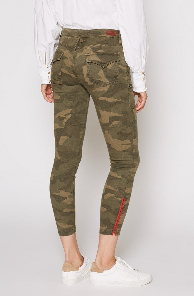 Joie Park Skinny Pant in Fatigue
