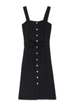 Rails Clement Tank Dress in Black