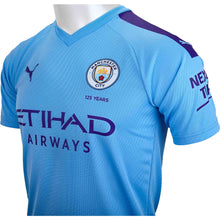 Load image into Gallery viewer, MANCHESTER CITY FC Home Shirt - 19/20 Season