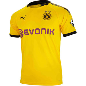 BORUSSIA DORTMUND Home Shirt - 19/20 Season