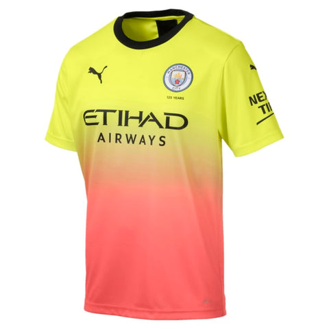 MANCHESTER CITY FC 3rd Shirt - 19/20 Season