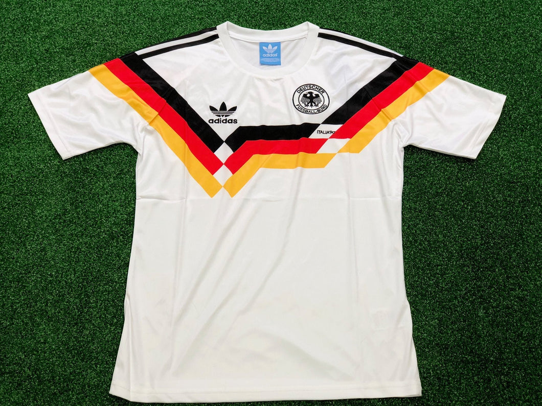 GERMANY HOME SHIRT RETRO 1990