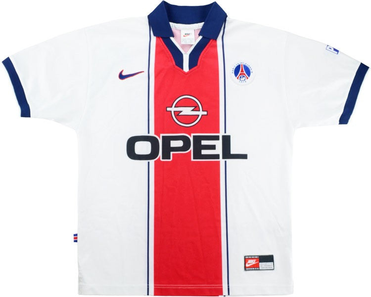 PSG Paris Saint-Germain 1998 Away Shirt