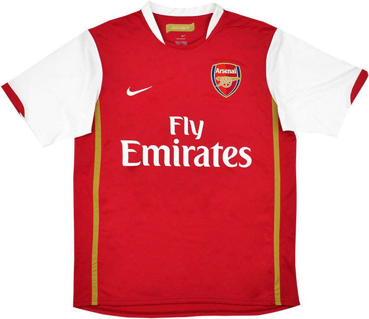 ARSENAL HOME SHIRT 2006-07