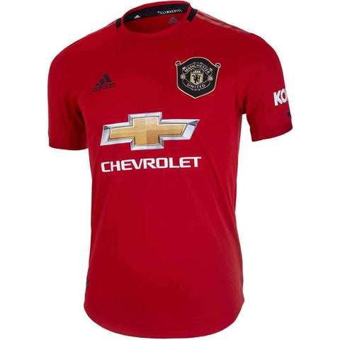 MANCHESTER UNITED FC Home Shirt - 19/20 Season