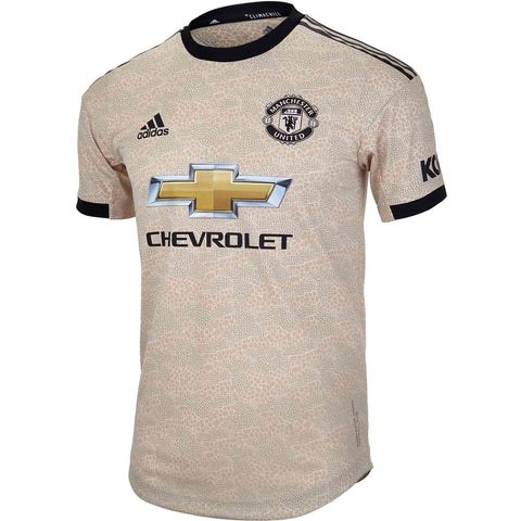 MANCHESTER UNITED FC Away Shirt - 19/20 Season