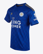 Load image into Gallery viewer, LEICESTER CITY FC HOME SHIRT - 19/20 SEASON