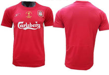 Load image into Gallery viewer, LIVERPOOL FC HOME 2004-05 UCL FINAL Shirt
