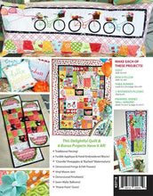 Load image into Gallery viewer, KIMBERBELL HELLO SUNSHINE THE SEWING VERSION 7 PROJECTS