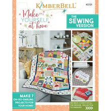 Load image into Gallery viewer, KIMBERBELL MAKE YOURSELF AT HOME SEWING VERSION