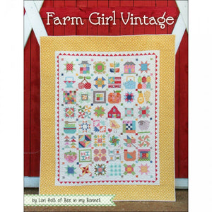 FARM GIRL VINTAGE BOOK by Lori Holt