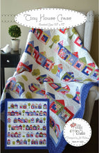 Load image into Gallery viewer, Tiny House Craze Quilt Pattern by Jillily Studio