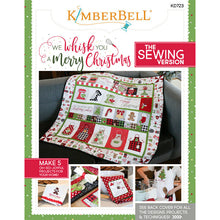 Load image into Gallery viewer, WE WHISK YOU A MERRY CHRISTMAS by KIMBERBELL- SEWING VERSION
