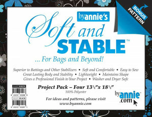 "Soft and Stable Project Pack Foam Stabilizer 13.5"" x 18.5"" by annie's"