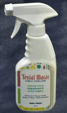 TERIAL MAGIC FABRIC STABILIZER 8oz (mini)