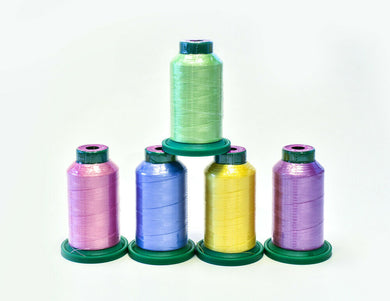 ISACORD THREAD SPRING KIT 5 spools /1000m each