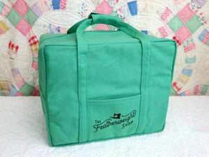 FEATHERWEIGHT CASE TOTE BAG Select Color