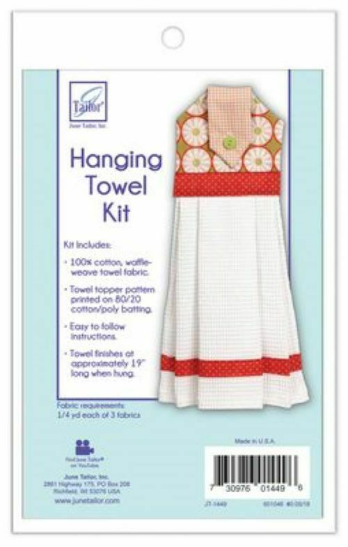 JUNE TAILOR HANGING TOWEL KIT (1)
