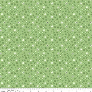 PRIM CHURN DASH GRANNY APPLE FABRIC by Riley Blake SBY