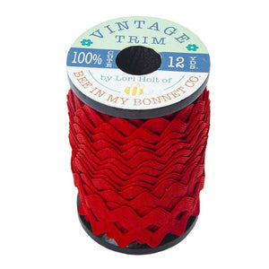 Lori Holt Vintage Trim Large Spool (12 yards)