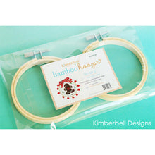 Load image into Gallery viewer, KIMBERBELL BAMBOO HOOPS (SET OF 2)