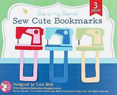SEW CUTE BOOKMARKS by Bee in my Bonnet