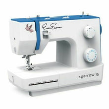 Load image into Gallery viewer, EVERSEWN SPARROW 15 NIB - 32 Stitch Mechanical Sewing Machine Free Shipping