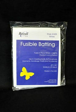 FUSIBLE BATTING Bosal 22