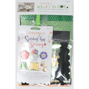 Embellishment Kit- Luck O' The Gnome by Kimberbell