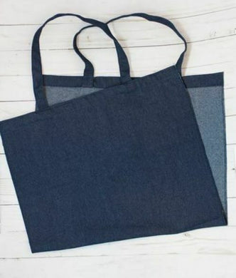 DENIM TOTE by KIMBERBELL BLANKS (1)