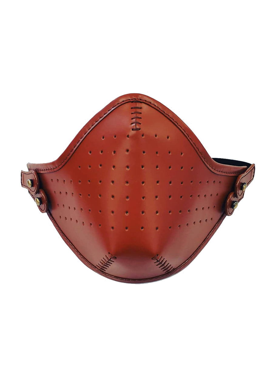 Face leather mask