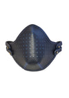 Face leather mask - Jhoan Sebastian Grey