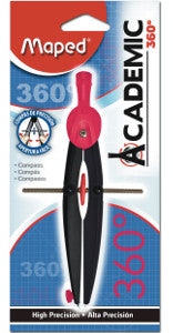 Compás Maped Academic 360 192210 Blister
