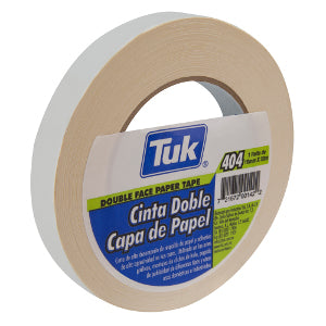 Cinta Doble Capa Tuk 404 18mm x 33m