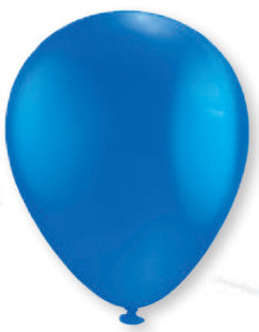 Globo Decorat  No 12 Azul Royal C/50