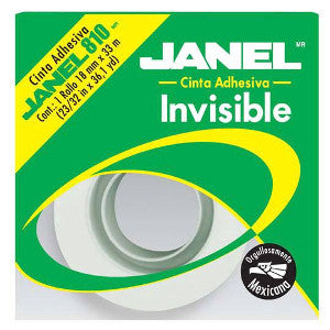 Cinta Invisible Janel 810 18x33