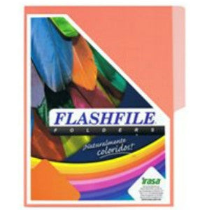 Folder Flashfile Coral Carta C/25