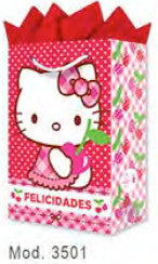 Bolsa Granmark Grande Hello Kitty