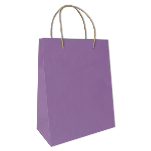 Bolsa Kraft Lisa Grande Color Lila