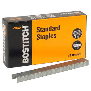 Grapa Stanley Bostitch 0187 Std 5000