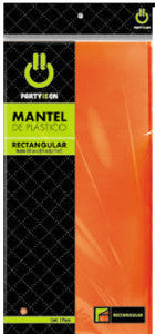 Mantel Party Is On Rectangular Naranja