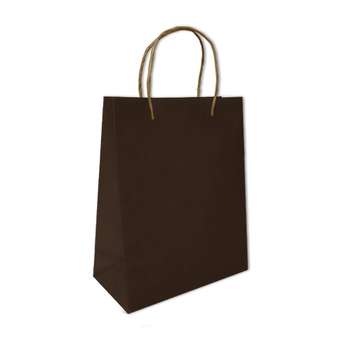 Bolsa Kraft Lisa Mediana Color Café