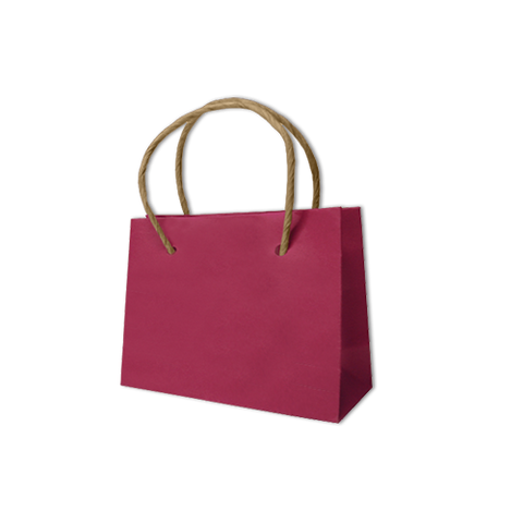Bolsa Kraft Lisa Mini Color Magenta