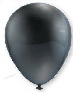 Globo Decorat No 9 Negro C/50