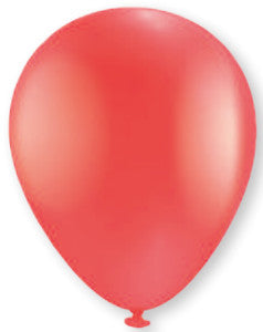 Globo Decoart No 9 Rojo Brillante C/50