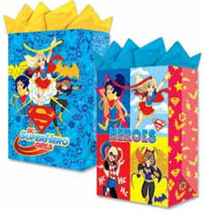 Bolsa Granmark Grande Super Hero Girls DC