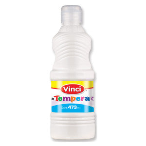 Pintura Tempera Vinci 473ml Blanco