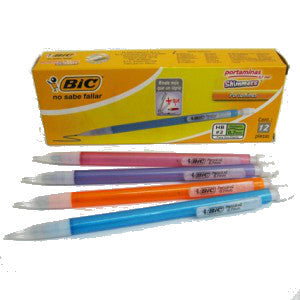 Lapicero Bic Shimmer 0.7mm C/12