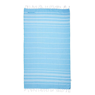 Beach Candy Original TURKISH TOWELS BEACH CANDY O/S Aqua