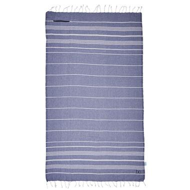 Beach Candy Original TURKISH TOWELS BEACH CANDY O/S Navy